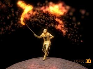 Horde 3d image